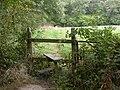 Hordle, stile - geograph.org.uk - 1475851.jpg