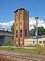 Horka Personenbahnhof Wasserturm.jpg