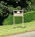 Horninghold village sign - geograph.org.uk - 537964.jpg