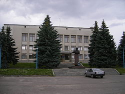 Horokhiv District administration
