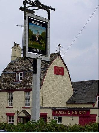 Ashton Keynes - Image: Horseand Jockey Pub