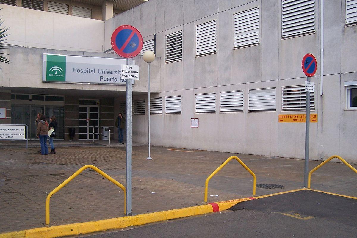 Hospital universitario puerto real wikipedia la enciclopedia libre - Cita medico puerto de santa maria ...
