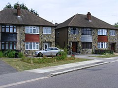 Houses in Clayhall, Stone Cladding (4809446789).jpg