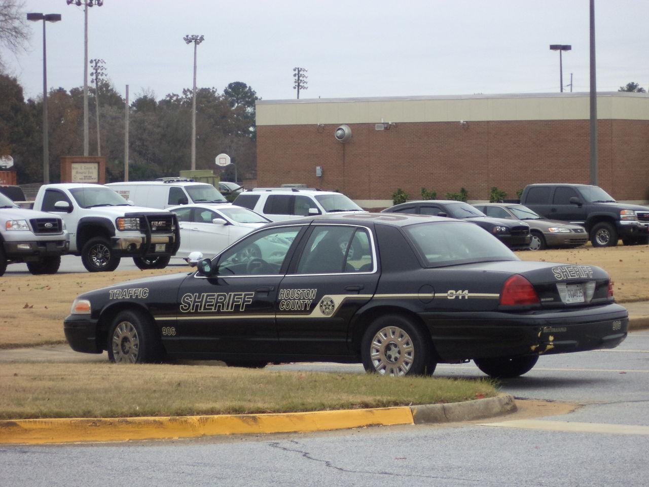 File Houston County Sheriff Car Jpg Wikimedia Commons