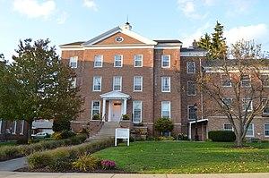 Cazenovia College - Hubbard Hall
