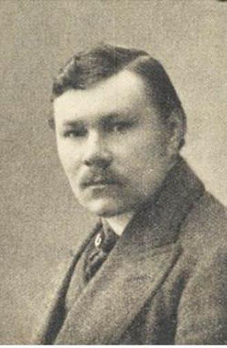 Hugo Baar - Hugo Baar (c.1900/05)