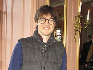 Hugo Ticciati British violinist
