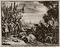 Huldiging der Hongaren en Tyrannie der Rebellen Turken Tartaren - Peeters Jacob - 1686.jpg