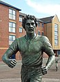 Hulley statue, Liverpool Waterfront 3.jpg