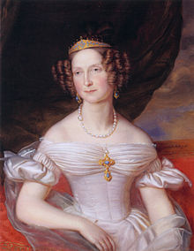 Anna Pavlovna of Russia Hulst - Portrait of Queen Paulowna.jpg