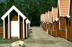 Hulth-huse på Värmdö