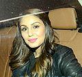 Huma Qureshi at Salman Khan's 50th birthday bash.jpg