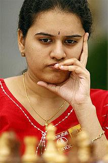 Koneru Humpy Indian chess grandmaster (born 1987)