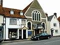 Hungerford - Methodist Church - geograph.org.uk - 828538.jpg