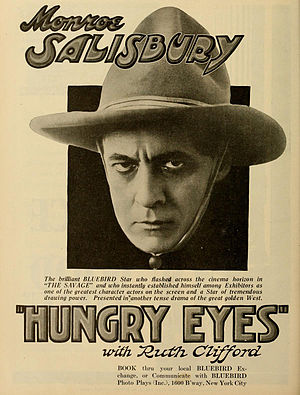 Monroe Salisbury - Hungry Eyes (1918)