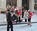 Hungry March Band Wall St 03 jeh.jpg