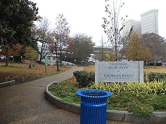 Georgia State University - Hurt Park