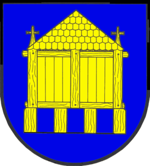 Husby, Germany - Image: Husby Wappen
