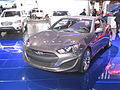 Hyundai Genesis Coupé at NAIAS 2012 (6679587117).jpg
