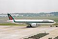I-DISO B777-243ER Alitalia NRT 22MAY03 (8454666557).jpg