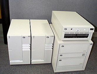 IBM AIX - IBM RS/6000 AIX file servers used for ibm.com in the 1990s