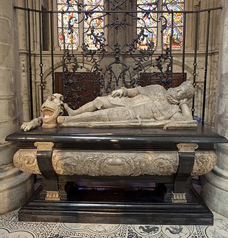 Archduke Ernest of Austria - Tomb of Archduke Ernest of Austria
