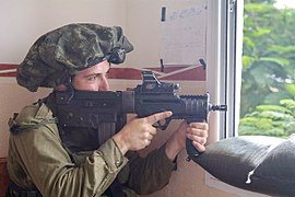 IDF Soldiers Operate in the Gaza Strip (14708696876).jpg