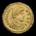 INC-3036-a Семисс. Валент II. Ок. 367—375 гг. (аверс).png