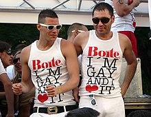 Голландцы гомосекс