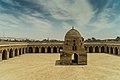 Ibn Tulun Mosque Courtyard (28835589172).jpg