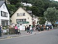 Ice cream kiosk in Lynmouth village centre - geograph.org.uk - 939687.jpg