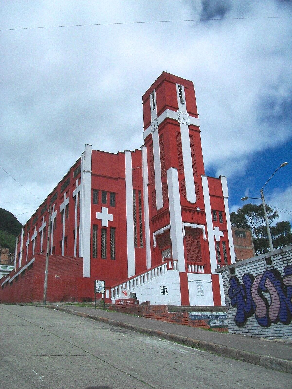 La Perseverancia, Bogotá