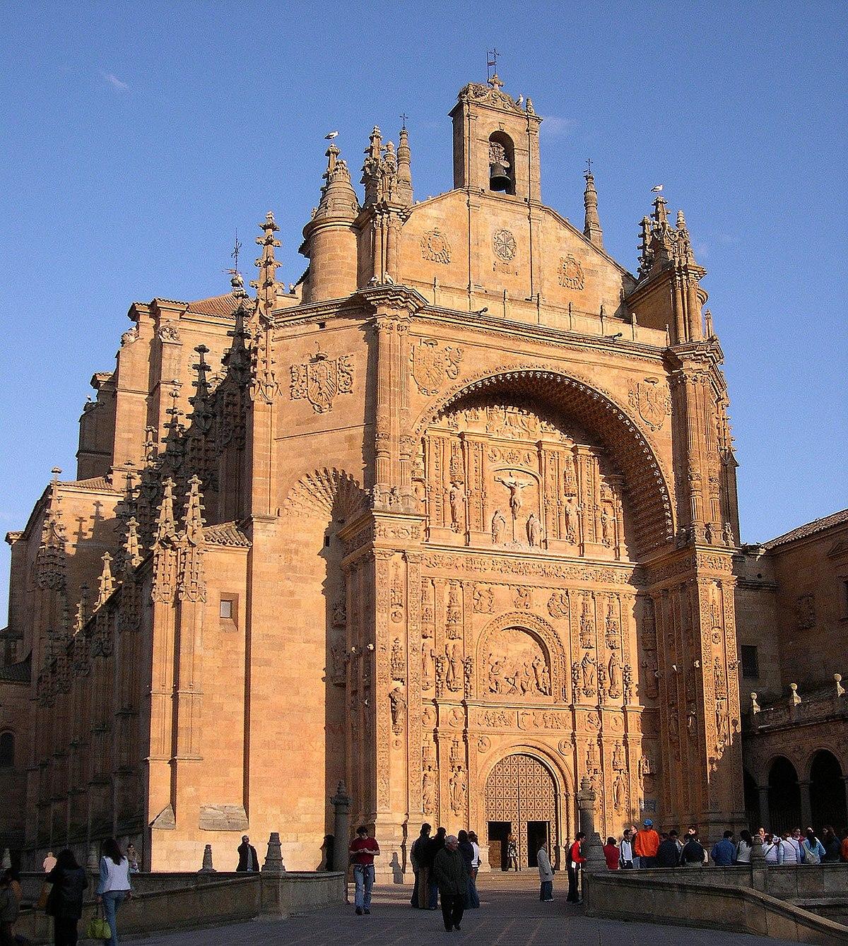 Convento De San Esteban Salamanca Wikipedia