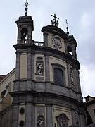 Iglesia de San Miguel. Madrid