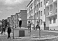 Ignacy Płażewski, Bloki mieszkaniowe na osiedlu Włady Bytomskiej w Łodzi, I-4710-14.jpg