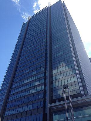 Maeda Corporation - Image: Iidabashi Grand Bloom