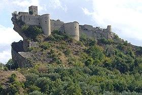 Il castello di Roccascalegna