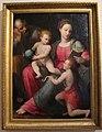 Il poppi, sacra famiglia con s. giovannino, 1574 ca., da s.lucia a montecastello 01.JPG
