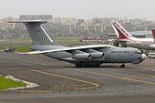 Ilyushin IL-76MD, India - Air Force JP6970381.jpg