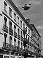 Immeuble de négociants 11 rue de la république saint etienne Vue n&b.jpg