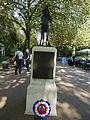 Imperial Camel Corps Memorial, London, September 2016 11.jpg