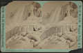 In front of Cave of the Winds, winter, Niagara on line of N. Y. C. & H. R. R. R., by Barker, George, 1844-1894.png