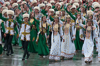 Turkmens ethnic group