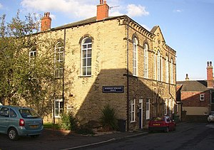 Cleckheaton - Independent Methodist Chapel, Chapel Street