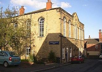 Cleckheaton - Independent Methodist Chapel, Chapel Street
