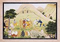Indian - Capture of Demons in Lanka - Walters W877.jpg