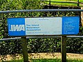 Inland Waterways Association sign by Drungewick Aqueduct, Wey and Arun Canal - geograph.org.uk - 1442030.jpg