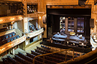 Royal Dramatic Theatre - Main stage of the Royal Dramatic Theatre