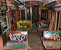 Inside vandalised syd tram.jpg