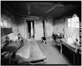 Inside view,middle room - 119 Burr Street (House), La Grange, Troup County, GA HABS GA,143-LAGR,8-3.tif
